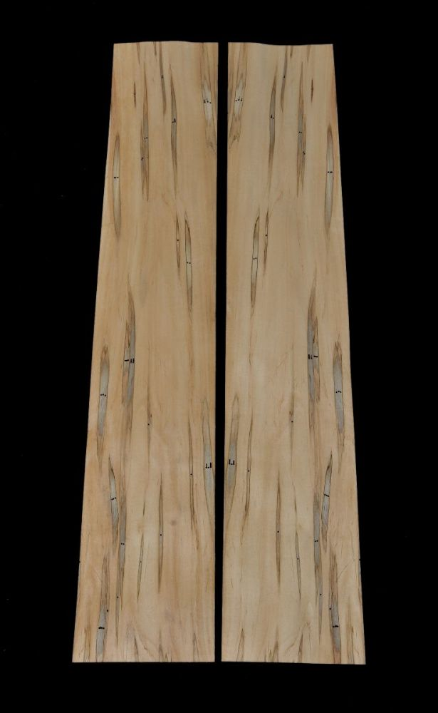 Wormy Maple Set Of 2 Sheets 3ft 2 Quot X 6 5 Quot 96 X 17 Cm